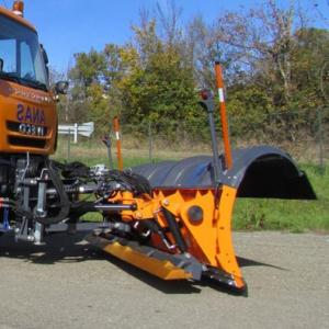 Irox Largesize snowplough
