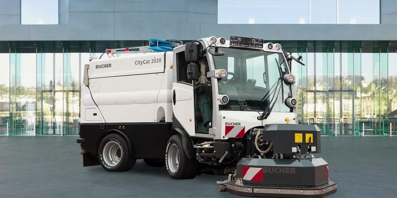 CityCat 2020 Scrubber Unit