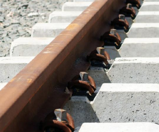 Construction sub-application page - Railway